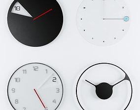 Modern Clock 3D