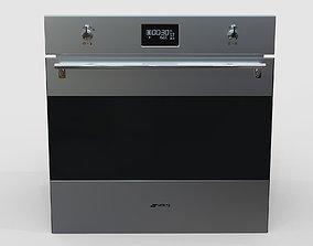 3D model Smeg SFPA6309X