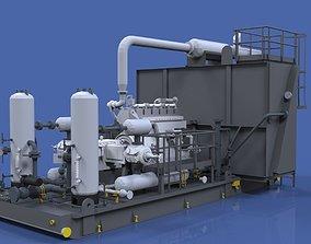 mechanism 3d compressor