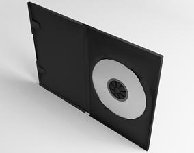 Single DVD Case 3D model