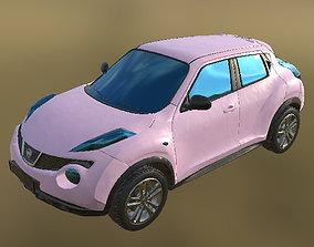 Nissan Juke 01 PBR 3D asset