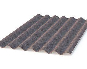 Roof slate 3D