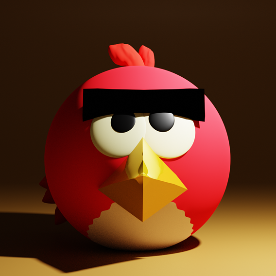 Angry Bird Universe