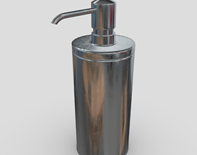 3D model Soap Dispenser 2
