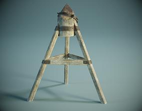 3D model Judas Cradle PBR