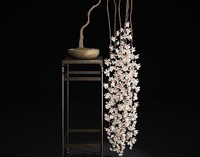 Bonsai Magnolia 3D bonsai
