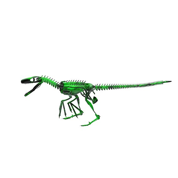 Robot Raptor