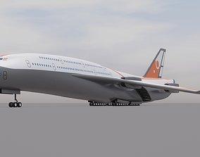 Aurora Spaceplane 3D