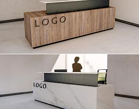 Reception 03 3D model