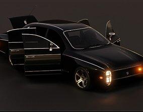 3D model Affekta 300 Old timer concept car best of 3