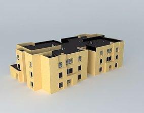 Quad Housing 3D
