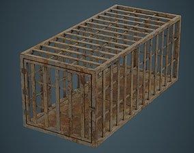 3D asset Cage 1D