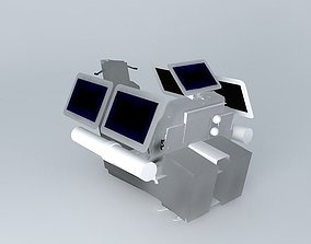 3D britainia Knightmare Cockpit