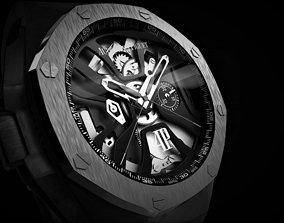 3D model Watch Rolex Casio