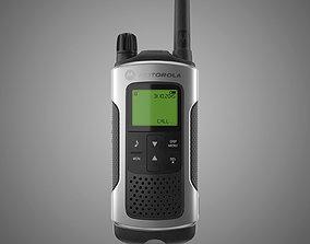 3D model Motorola Walkie Talkie