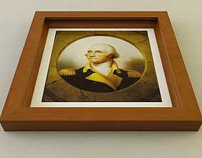Picture Frame Style E 3D