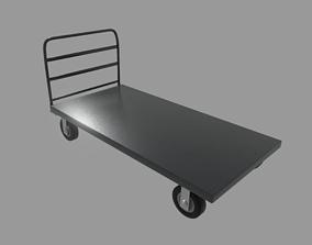 Table Cart 3D asset