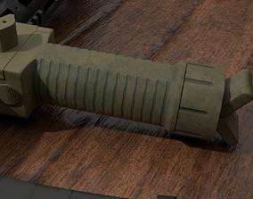 Grip-pod 3D model