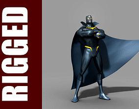 Black Panther Rig 3D