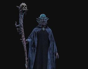 scifi Dark Wanderer 3D model