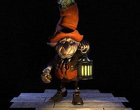 The Leprechaun the Goblin 3D model