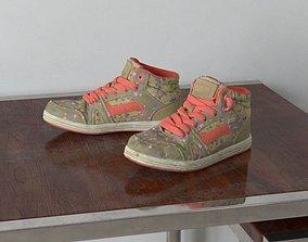 shoes 77 am159 3D model