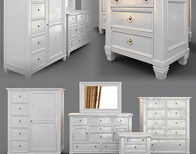 3D Chests and drawers Prentice