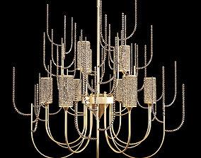 corallo chandelier 3D