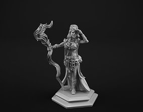 miniatures Sahaman girl 3D print model