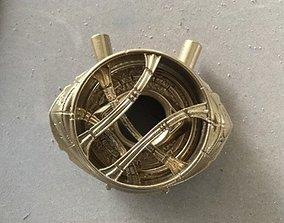 3D printable model Eye Of Agamotto