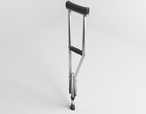 3D Walking Crutch - Hybrid