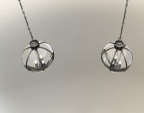 Lamp orb 3D model
