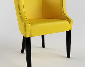 3D model Chair flower