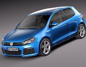 Volkswagen Golf R 2012 3door-