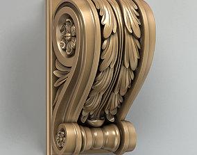Corbel 006 3D model