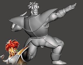 RECOOME - DRAGON BALL Z - GINYU FORCES 3D printable model
