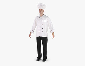 The Chef 3D face