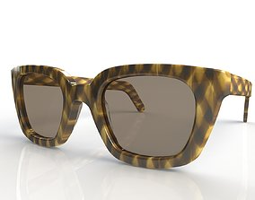 character anatomically correct sunglasses 3D