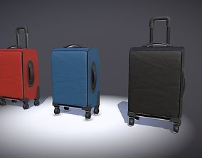 3D model Luggage 4