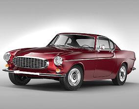 3D Volvo P1800 1961 - 1973