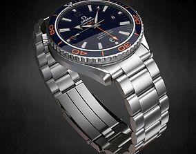 3D models Omega Seamaster Watch