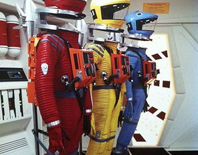 3D print model A Space Odyssey Helmet Movie