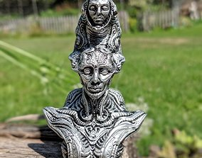 3D print model woman Mimic