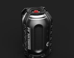 Sci-Fi Box-05 3D model