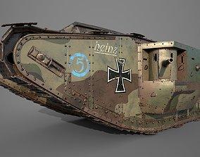 3D model world Mark IV Male