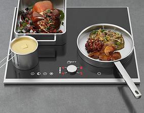 kitchen props 41 am145 3D