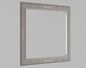 Frame for the mirror furnishings 3D print model