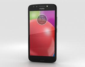 Motorola Moto E4 Licorice Black 3D
