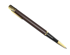 3D Ball Point Pen V01