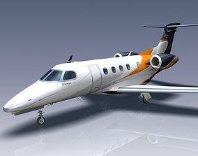 3D asset Embraer Phenom 300
